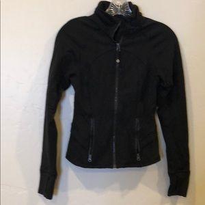 Lululemon tailored fit black jacket